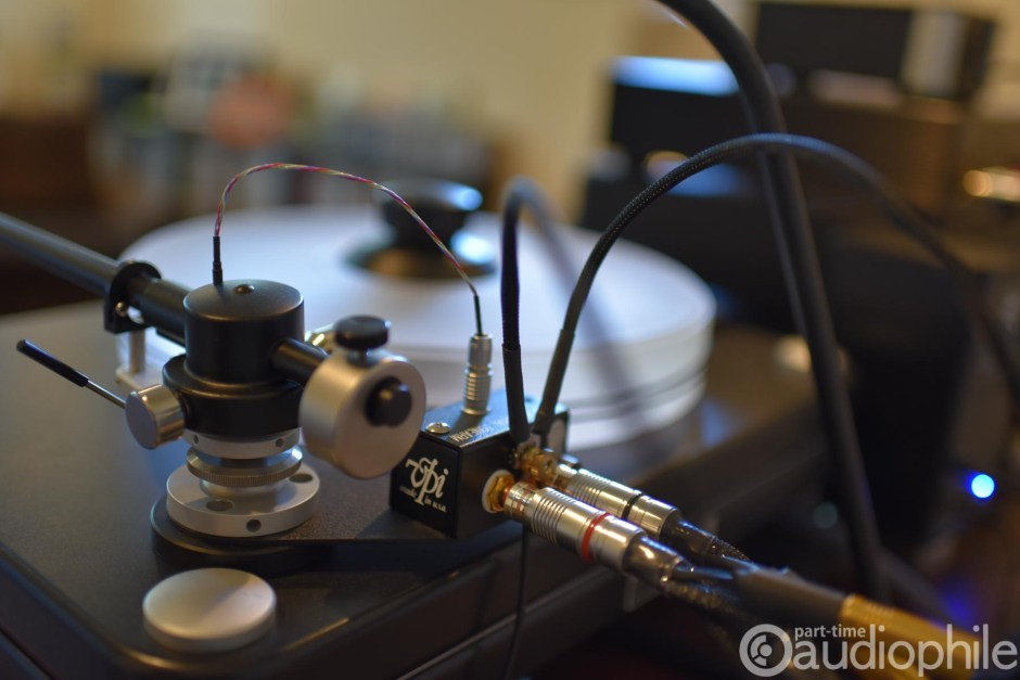 Synergistic Research Galileo SX phono SR1