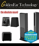TAS award ec GoldenEar