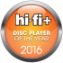 HiFi Awards 2016 DiscPlayer