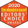 TAS Editors Choice 2020 logo