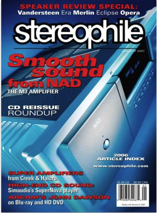 01 2007 stereophile