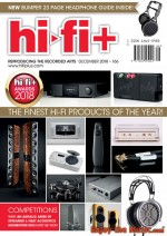 Hi Fi Plus December 2018 large