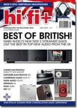 Hi Fi Plus May 2019