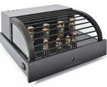 gal1 ProLogue Premium Mono Amplifier black front side with cover LR JPG