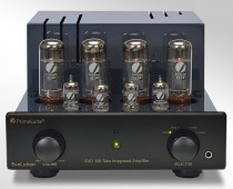 gal2 PrimaLuna EVO 100 Tube Integrated Amplifier
