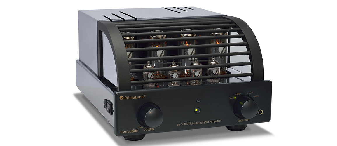 gal3 PrimaLuna EVO 100 Tube Integrated Amplifier
