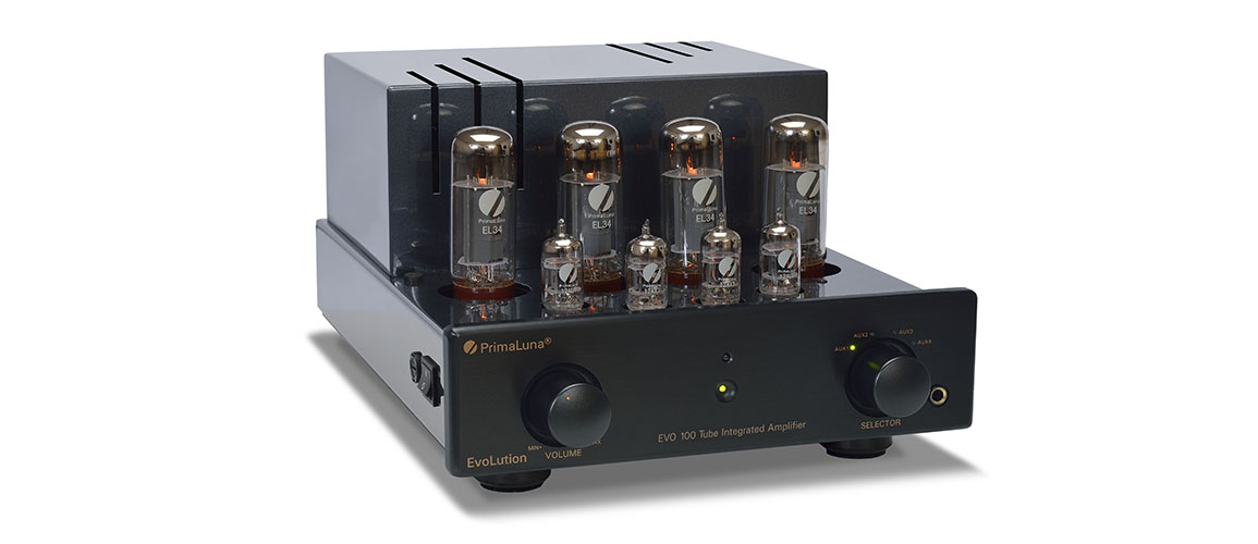 gal3a PrimaLuna EVO 100 Tube Integrated Amplifier