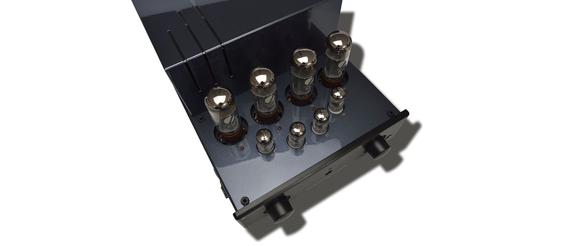 gal7 PrimaLuna EVO 100 Tube Integrated Amplifier
