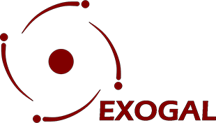 EXOGAL Logo red