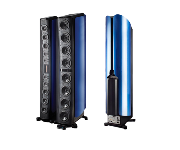 577x470 Gryphon Audio Kodo Loudspeakers