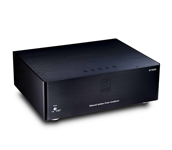 keces audio balanced isolation power conditioner bp 5000 front 1 kopia